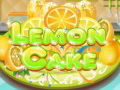 Andies Lemon Cake