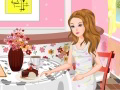 Barbie Coffe Time