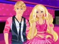 Barbie and Ken Night Party