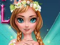 Elsa Anna Frozen Angel