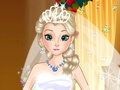 Elsa Wedding Prep