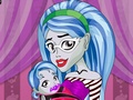 Ghoulia Yelps Pregnant