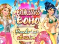Princesses Boho Beachwear Obsession