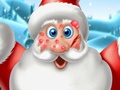 Santa Claus Face Doctor
