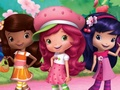 Strawberry Shortcake Fashion Dressup