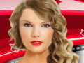 Taylor Swift Facial Makeover