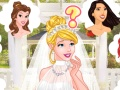 Three Bridesmaids for Cinderella