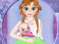 Frozen Anna Birth