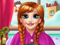 Anna Elsa Foot Check-Up