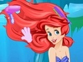 Ariel Underwater Hair Treatment