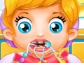 Baby Lizzie at the Dentist