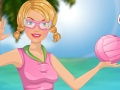 Barbie Beach Volleyball