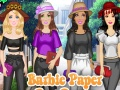 Barbie Paper Bag Pants