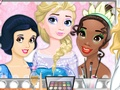 Barbies Royal Makeup Studio