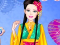 Barbie As Princess Japanese Russian Arabian And Indian