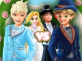 Bestman at Rapunzel Wedding