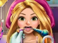 Blonde Princess Real Dentist