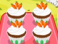 Bugs Bunny Carrot Cakes