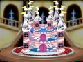 Diamond Castle Cake