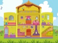 Dora Doll House Decor