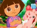 Dora Foot Injuries