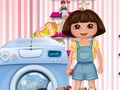 Dora Washing Dolls
