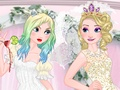 Elsa Good vs Naughty Bride
