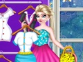 Elsa Closet Dress-up