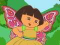Fairy Dora Dress Up
