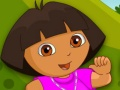 FIFA Fan Dora Color Dressup