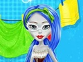 Ghoulia Yelps Great Cleaning
