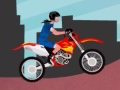 Stunt Bike Girl