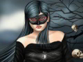 Gothic Witch Dress Up
