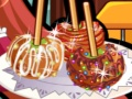 Dessert Cook Caramel Apples