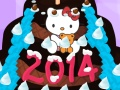 Hello Kitty New Year 2014