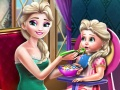 Ice Queen Toddler Feed