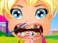 Polly Pocket at Dentist