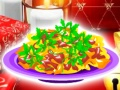 Red Christmas Pasta