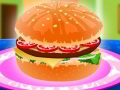 Big Tasty Hamburger