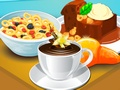 Cooking Milk Cereals And Pudding
