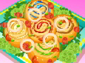 Make Your Own Pizza Rolls