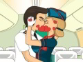 Kissing in the Airplane