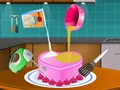 Cooking Magic Birthday Cake