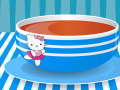 Hello Kitty Soup Bowl