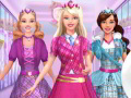 Princess Barbie Hidden Numbers