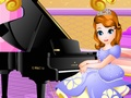 Sofia The First Playing Piano