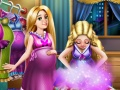 Barbie and Rapunzel Pregnant Wardrobe