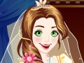 Rapunzel Wedding Dress up