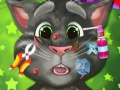 Injured Talking Tom