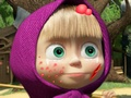 Masha and the Bear Accident